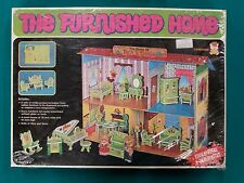 THE FURNISHED HOME - CONOTOYS - GIOCO VINTAGE ANNI '70