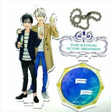 Yuri on ICE Museum Limited acrylic stand Yuuri and Victor  Official