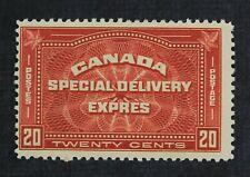 Ckstamps: Canada Stamps Collection Scott#E4 Mint H Og