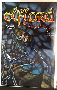 Elflord #15 1/2 VF+ 1st Print Free UK P&P Aircel Comics