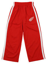 Outerstuff NHL Youth Detroit Red Wings Dribble Mesh Pants