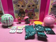 L.O.L. Surprise Dolls  ~ SET ~ HONEY BUN & BUNNY HUN ~ SEALED! ~ HTF!