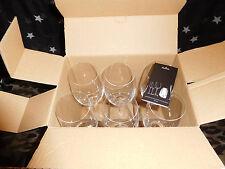 Rosenthal Selection Prime Glas  6 x Wasserkelch 22 cm Neuware & Ovp  Wasserglas