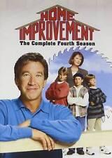HOME IMPROVEMENT COMPLETE FOURTH SEASON 4 Sealed New 3 DVD Set