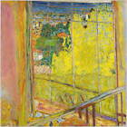 Pierre Bonnard The Mimosa Workshop Poster Reproduction Giclee Canvas Print