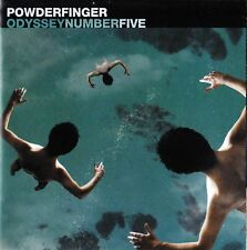 POWDERFINGER Odyssey Number Five CD