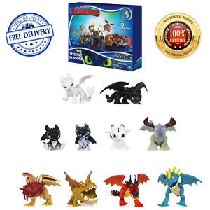 NEW Dragons, Multiple Pack of 10 Mystery, Collectors, Ages 4, 6055950