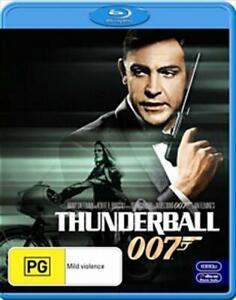 Thunderball (007) Blu-ray