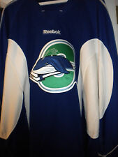 AHL CONNECTICUT WHALES PRACTICE  HOCKEY JERSEY REEBOK