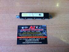 GENUINE 07 - 2014 SKODA FABIA ARIEL ANTENNA AMP CONVERTER 5J0035577A