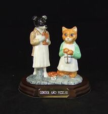 Beswick  Beatrix Potter - 'Ginger and Pickles' - BP-19d - Limited Edition P3790.