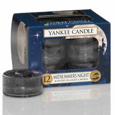 Yankee Candle Midsummer Night Tealight 12st 118 G