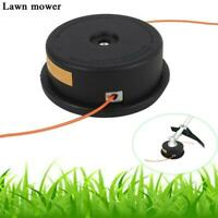 Replacement Petrol Trimmer Head Strimmer Bump Feed Line Spool Brush Grass Cutter