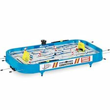 """MD Sports Rod Hockey Table Game, 36"""", Lightweight Table Top -Stick Hockey"""