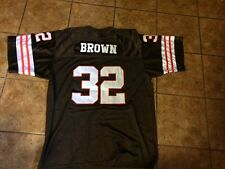 finest selection bfd30 0f657 Jim Brown NFL Fan Jerseys for sale | eBay