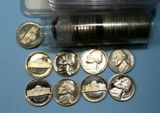MIXED DATE PROOF NICKELS 40 COINS #19-32