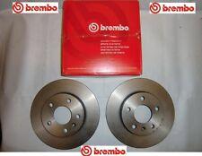 Brembo  2x Bremsscheiben 264mm-HA-VOLL-NEU-OPEL Astra G, H, Zafira,uvm...