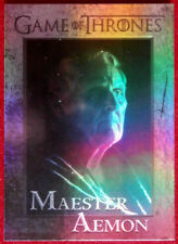 GAME OF THRONES - MAESTER AEMON - Season 4 - FOIL PARALLEL Card #80
