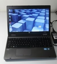 """HP ProBook 6570b Laptop 15.6"""" Core i5-3230M 2.6GHz 320GB 8GB WINDOWS 7 PRO 64"""