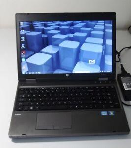 """HP ProBook 6570b 15.6"""" Core i5-3230M 2.6GHz 320GB 4GB WIN 7 PRO 32BIT OFFICE"""