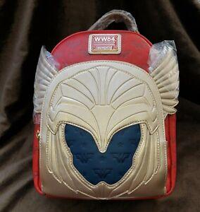 Loungefly Rucksack, Backpack  WONDER WOMAN, NEU