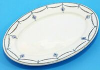 "Syracuse China Platter Plate Oval 9.25"" x 6.5"" Vintage Restaurant Ware Rare EUC"