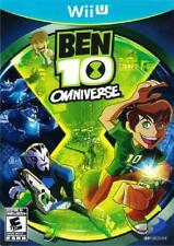 Ben 10: Omniverse NM Complete Nintendo Wii U WiiU Game