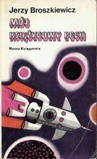 Mój księżycowy pech - Jerzy Broszkiewicz (75) Polish book Polska polski
