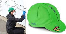 Chapeaux, casquettes et bandeaux vert pour cycliste