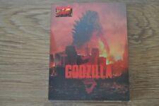 GODZILLA Full Slip Lenticular XL (Blu-ray + 3D, Steelbook) Filmarena FAC #145