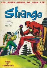 RARISSIME EO REVUE STAN LEE + STRANGE N° 23 ( 5 NOVEMBRE 1971 - SUPERBE ÉTAT  )
