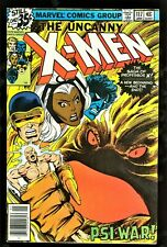 New listing Marvel's The Uncanny X-Men #117 Vf/Nm Wolverine, Colossus, Cyclops, Professor X