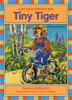 Tiny Tiger (Let's Read Together) - Paperback By deRubertis, Barbara - GOOD