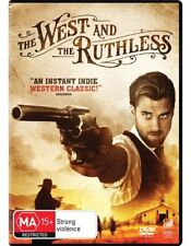 The West And The Ruthless (DVD, 2018)