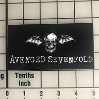 "Avenged Sevenfold 5"" Wide Vinyl Decal Sticker - BOGO"