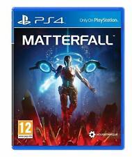 Matterfall PS4 (Sony PlayStation 4, 2017) Brand New - Region Free