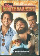 DVD • Una Notte da Leoni DA MORIRE DAL RIDERE ESILARANTE ITALIANO