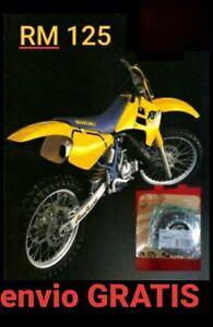 juego de juntas Athena Suzuki RM 125 1989. Referencia P400510600129.