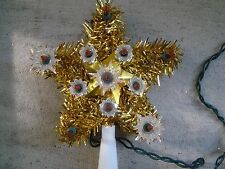 New ListingLighted Star Tree Topper