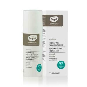 Green People Sensitive Irish Moss & Marshmallow Hydrating Calming Serum
