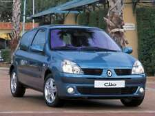 GENUINE Renault - Clio MK2 1998-2009 Front Brake Discs & Pads 1.2 1.4 1.5 1.6