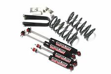 "S10 LOWERING DROP KIT 3""- 4"" SPRINGS BLOCKS DOETSCH TECH SLAMMER SHOCKS 2WD V6"
