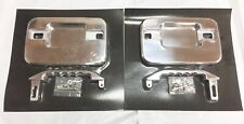 Billet Rear Door Handle and Bucket Kit for 04-14 FORD F-15 Polished Aluminum 522