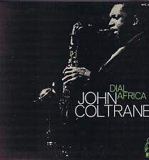 LP JOHN COLTRANE DIAL AFRICA