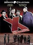 X: The Unknown (DVD, 2000)