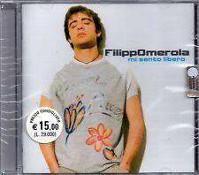FILIPPO MEROLA - MI SENTO LIBERO - CD NUOVO SIGILLATO RARO FUORI CATALOGO
