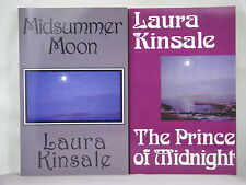 2 by Laura Kinsale-Midsummer Moon,The Prince of Midnight,tpb historical romances