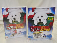 The Search for Santa Paws DVD