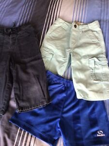 Boys Shorts Bundle Debenhams Matalan Age 3-4 Years
