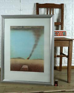 ab €1 Walter Heckmann 1929-1994 Lithografie handsigniert attention au fen 1978